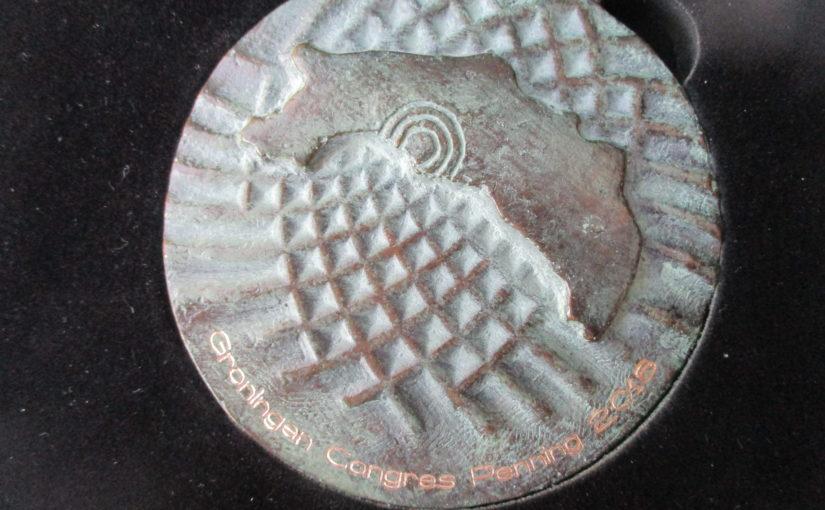 Groningen Congress Medal 2018